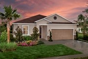 New Homes in Riverview, FL - Plan 2003 Modeled