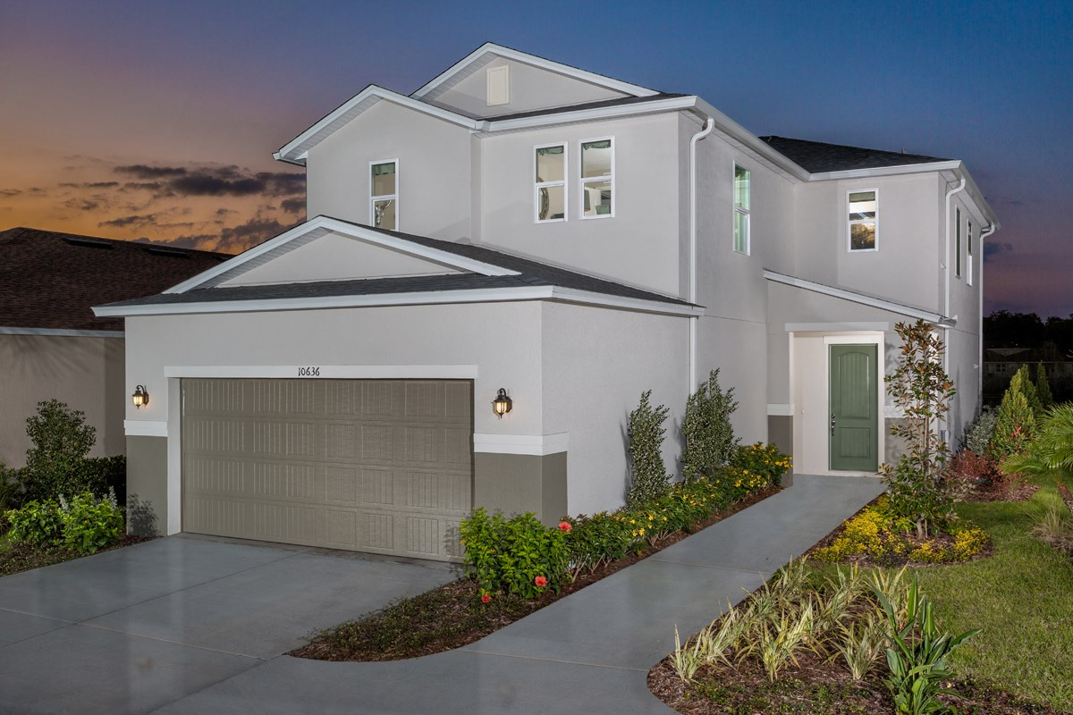 New Homes in Riverview, FL - Medford Lakes I 2294 Exterior