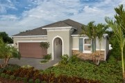 New Homes in Wimauma, FL - Plan 2003 Modeled