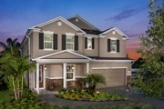 New Homes in Wimauma, FL - Plan 2716 Modeled