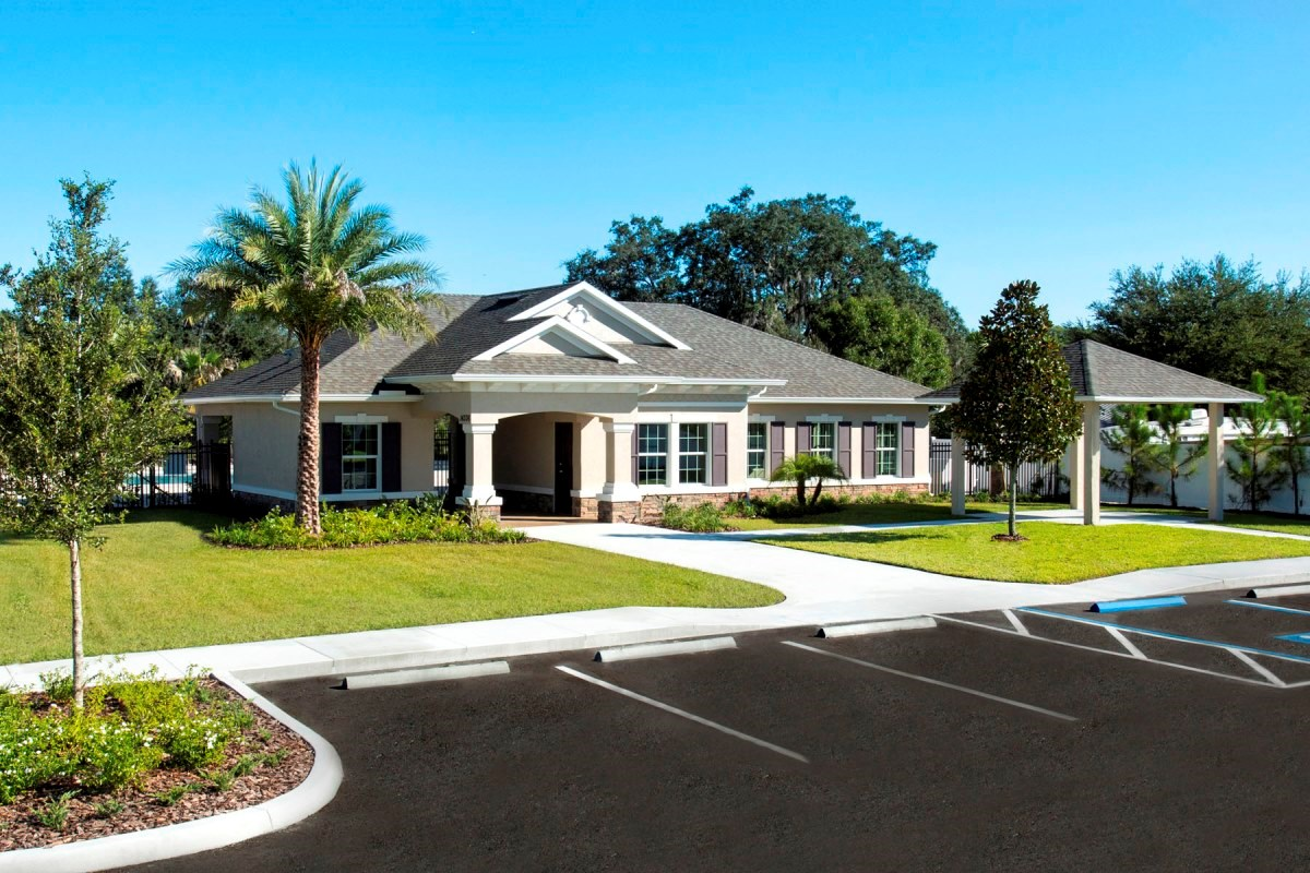 New Homes in Wimauma, FL - Mirabella Community Amenity Center