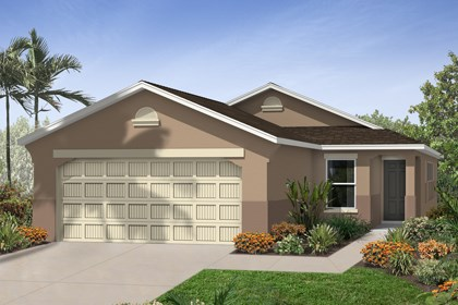 New Homes in Riverview, FL - Elevation C