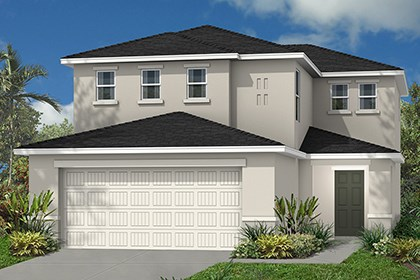 New Homes in Riverview, FL - Elevation A