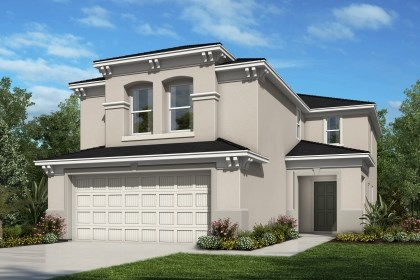 New Homes in Riverview, FL - Elevation D