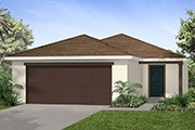 New Homes in Riverview, FL - Plan 1257