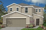 New Homes in Riverview, FL - Plan 1728