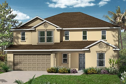 New Homes in Punta Gorda, FL - Elevation C