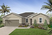 New Homes in Punta Gorda, FL - Plan 2128