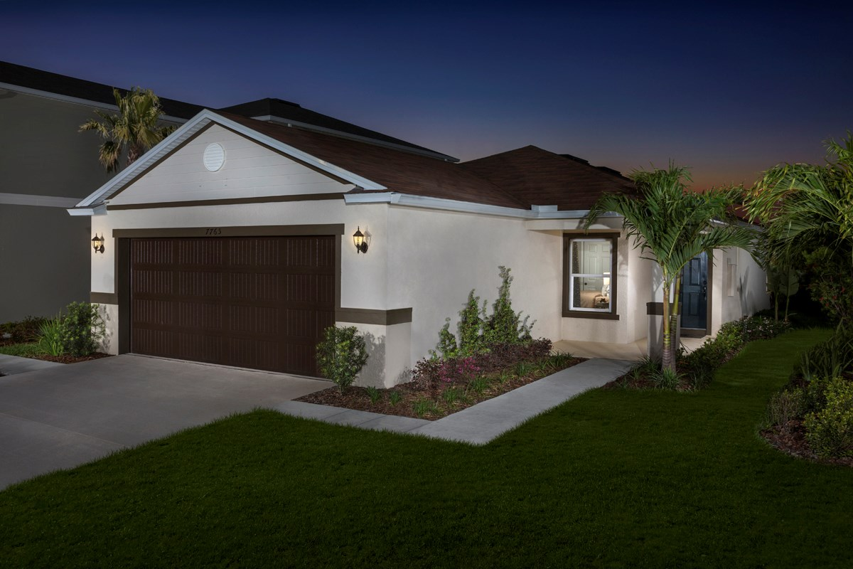 New Homes in Gibsonton, FL - Northgate Plan 1637