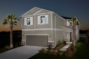 New Homes in Gibsonton, FL - Plan 2544 Modeled