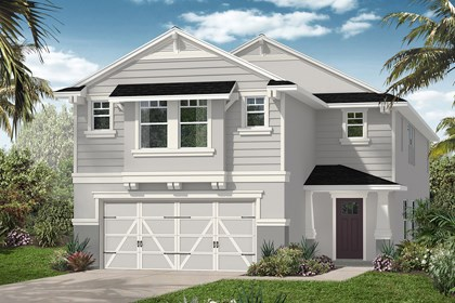New Homes in Seminole, FL - Elevation D