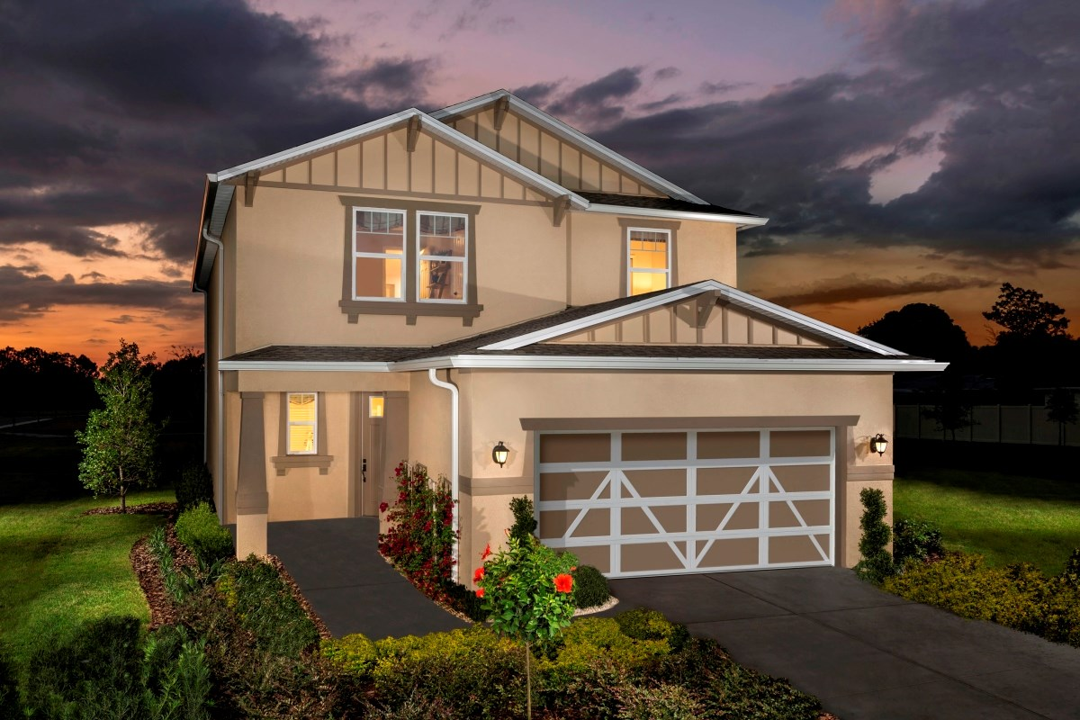 New Homes in Seminole, FL - Seminole Groves Plan 2851 Exterior