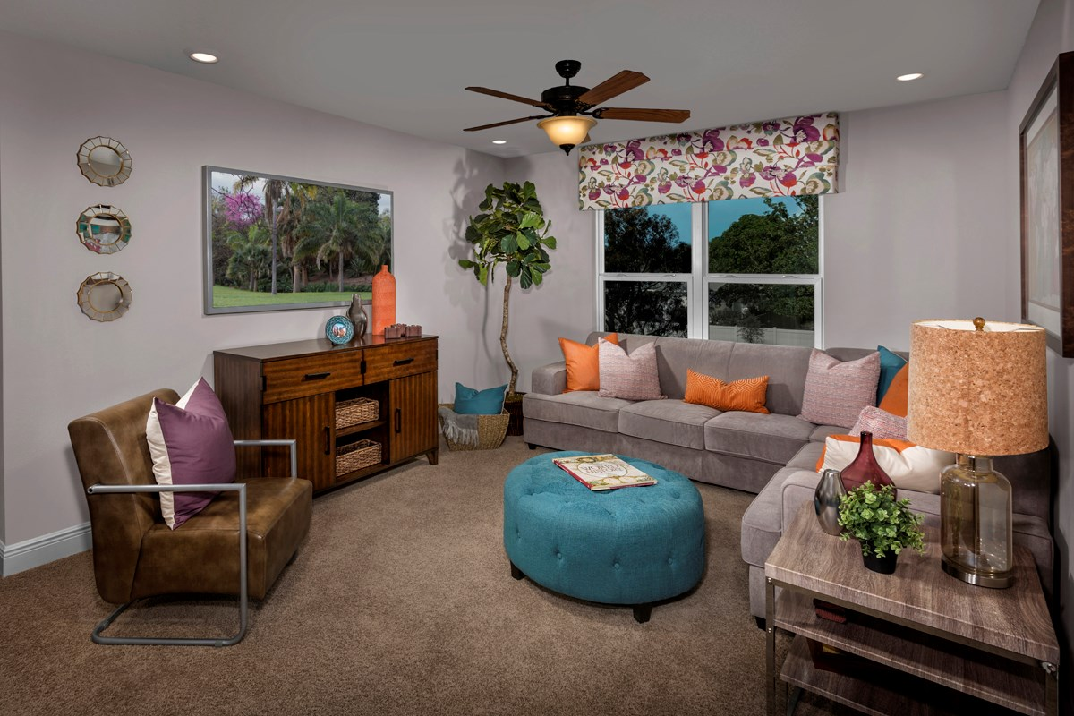 New Homes in Seminole, FL - Seminole Groves Plan 2851 Loft