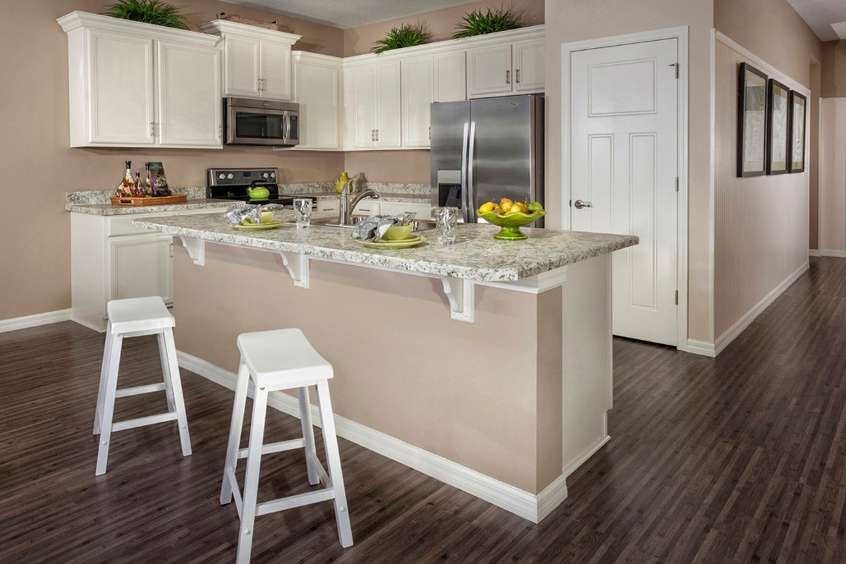 New Homes in Gibsonton, FL - Southgate Plan 1787 Kitchen