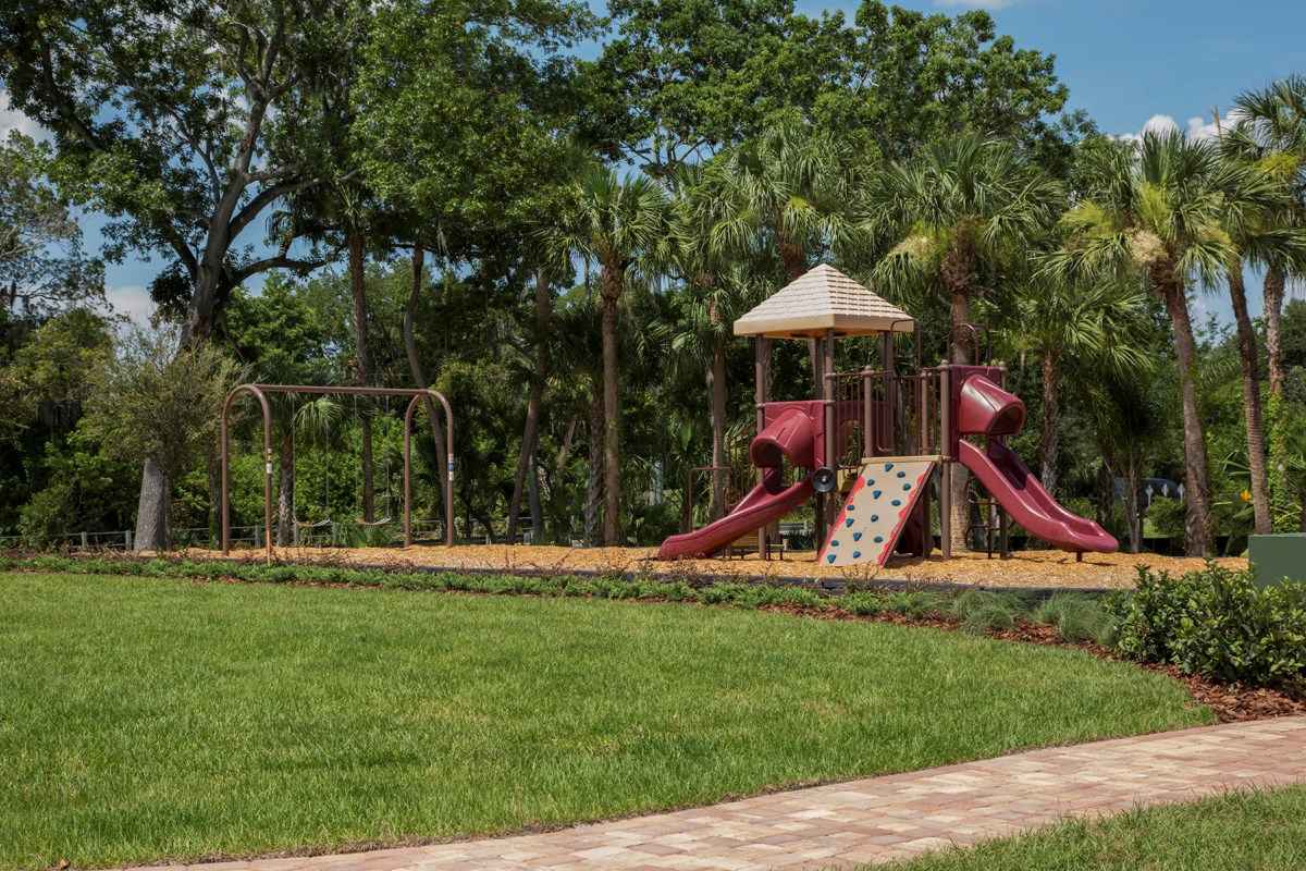New Homes in Gibsonton, FL - Southgate Community Tot Lot