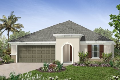 New Homes in Tampa, FL - Elevation G