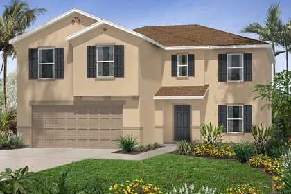 New Homes in Tampa, FL - Elevation C