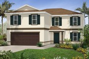 New Homes in Tampa, FL - Plan 2550