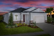 New Homes in Tampa, FL - Plan 2333 Modeled