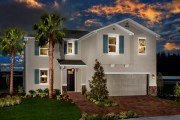 New Homes in Trinity, FL - Plan 2550 Modeled