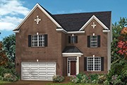 New Homes in Ellicott City, MD - The Amora