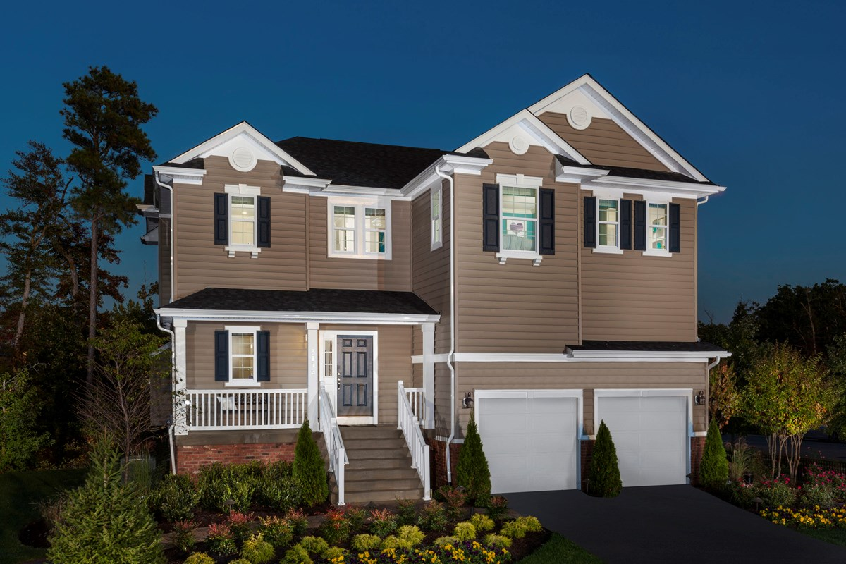 New Homes in Waldorf, MD - Middletown Woods The 2300