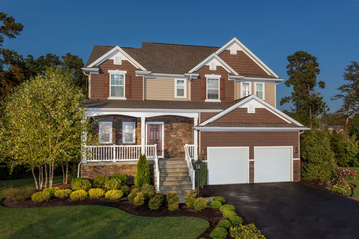 New Homes in Waldorf, MD - Middletown Woods The 2740