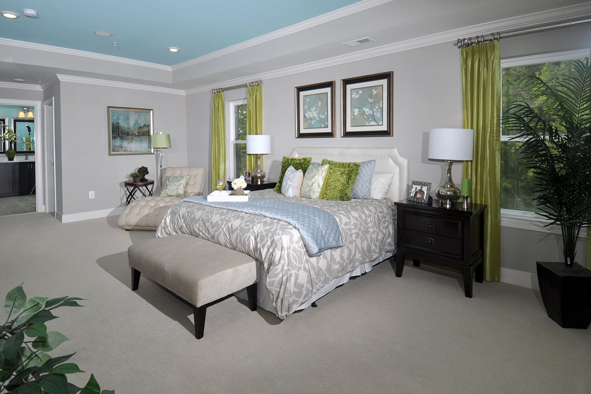 New Homes in Waldorf, MD - Middletown Woods 2980 Master Bedroom