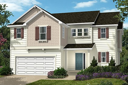 New Homes in Waldorf, MD - Plan 2302 - Elevation D