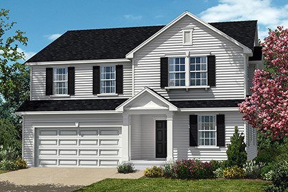 New Homes in Waldorf, MD - Plan 2691 - Elevation A