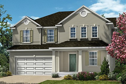 New Homes in Waldorf, MD - Plan 2691 - Elevation B