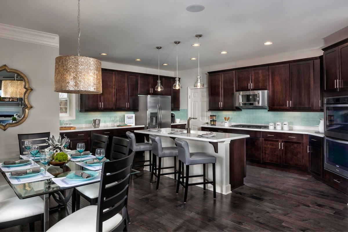 New Homes in Waldorf, MD - Stonewell 2691 Kitchen