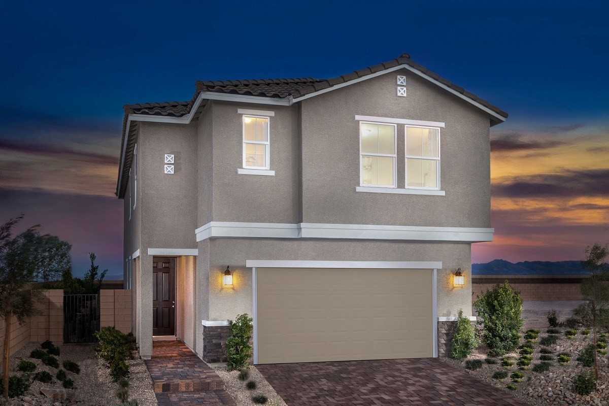 New Homes in Las Vegas, NV - Alder Landing Plan 2469