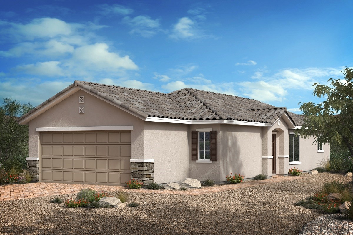 New Homes in Las Vegas, NV - Landings at Amizade Plan 1157