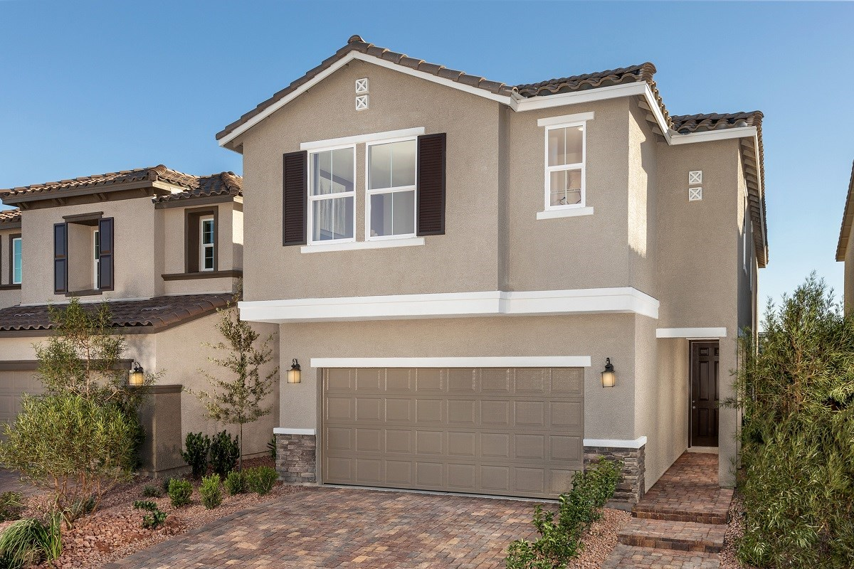 New Homes in Las Vegas, NV - Landings at Amizade Plan 2469