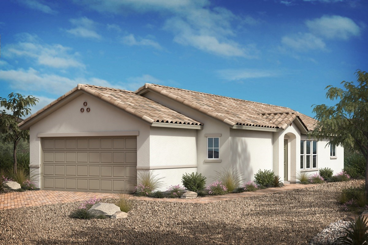 New Homes in Las Vegas, NV - Autumn Cliffs Plan 1157