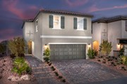 New Homes in Las Vegas, NV - Plan 1657 Modeled