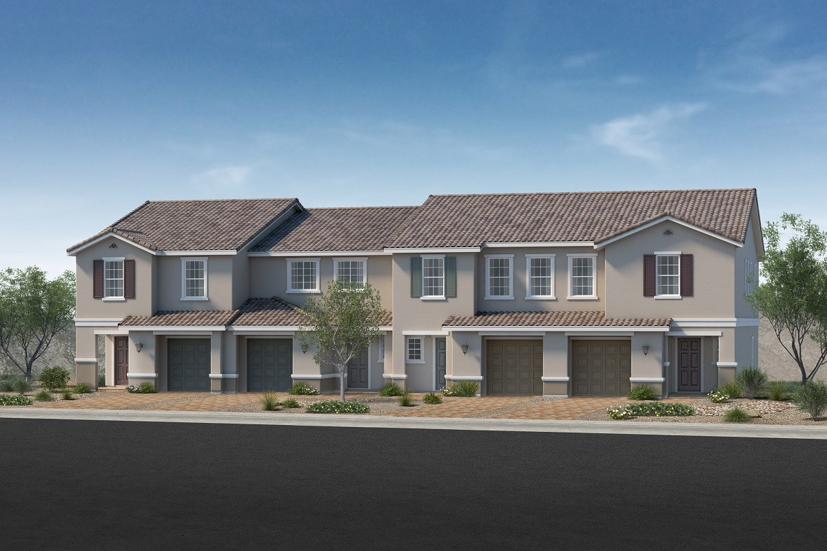 New Homes in Las Vegas, NV - Autumn Winds