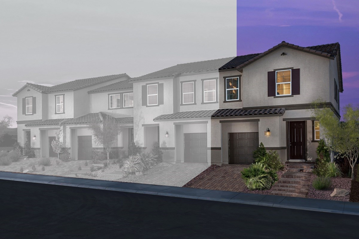 New Homes in Las Vegas, NV - Autumn Winds Plan 1713