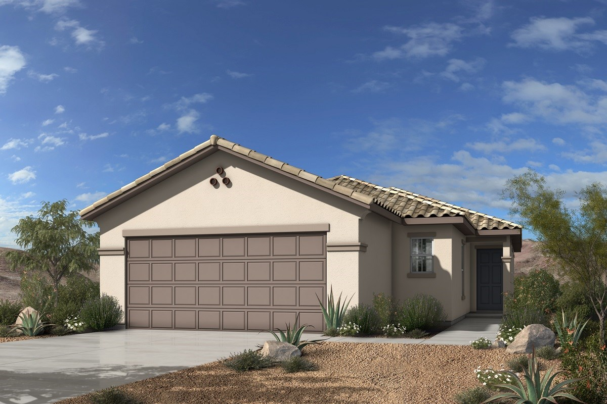 New Homes in Las Vegas, NV - Avery-Addison Plan 1421