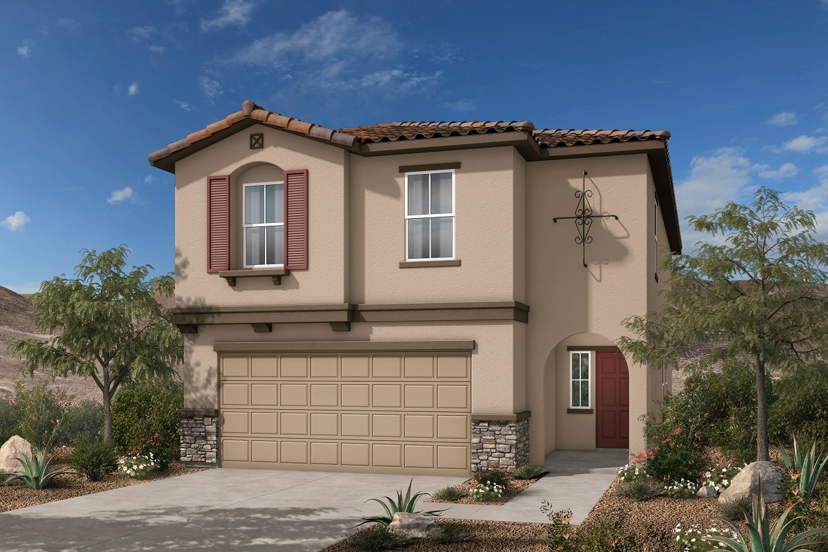 New Homes in Las Vegas, NV - Avery-Addison Plan 2275