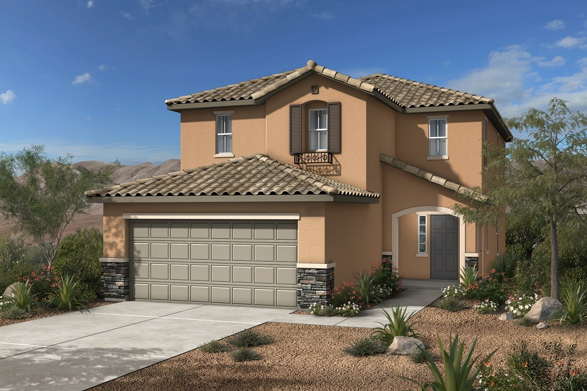 New Homes in Las Vegas, NV - Avery-Addison Plan 2335