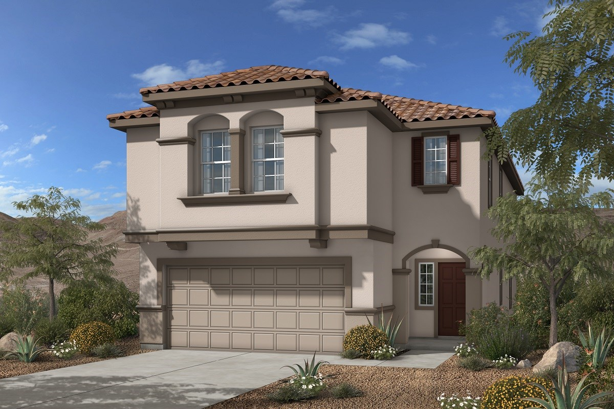 New Homes in Las Vegas, NV - Avery-Addison Plan 2780