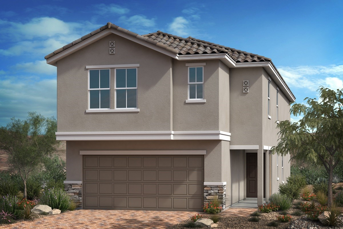New Homes in Las Vegas, NV - Bellazo Plan 2469