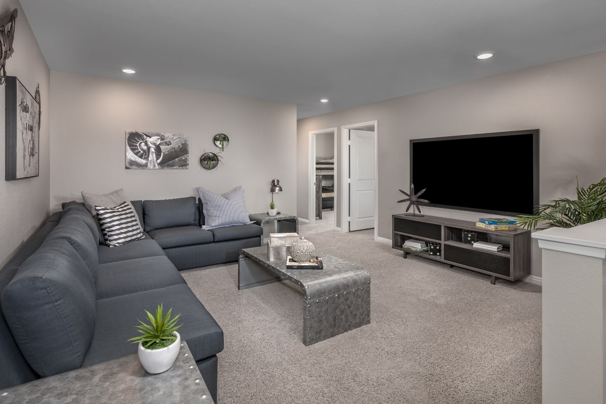 New Homes in Las Vegas, NV - Bellazo Plan 2469 Loft