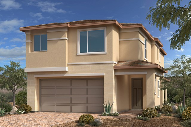 New Homes in Las Vegas, NV - Elevation F
