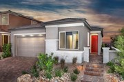 New Homes in Las Vegas, NV - Plan 1858-X Modeled