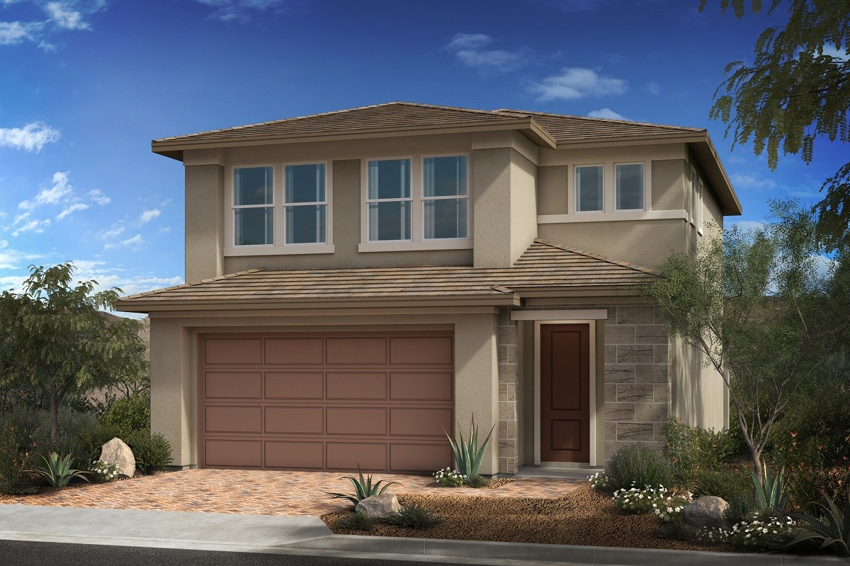 New Homes in Las Vegas, NV - Caledonia at Summerlin - Collection I Plan 1896