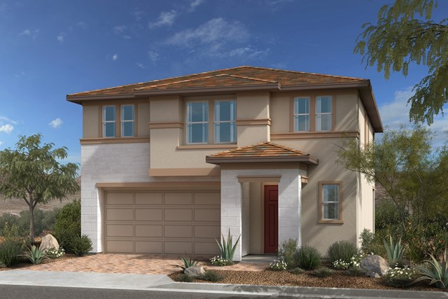 New Homes in Las Vegas, NV - Elevation C