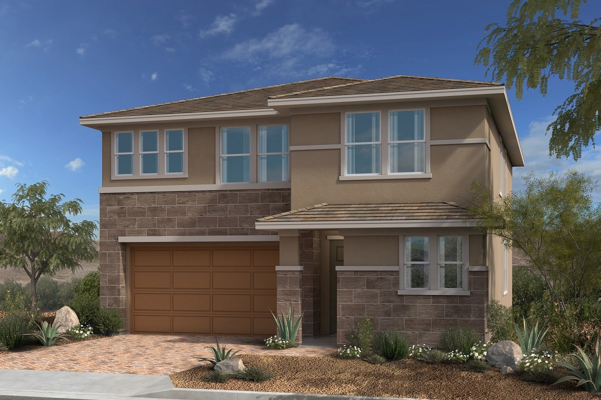 New Homes in Las Vegas, NV - Caledonia at Summerlin - Collection I Plan 2519